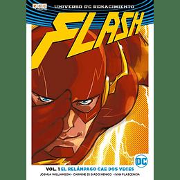Flash Vol.01: El Relámpago Cae Dos Veces