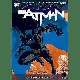 Colección 80 Aniversario Vol.09 - Batman: Caballero Maldito