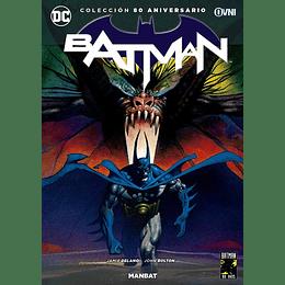 Colección 80 Aniversario Vol.08 - Batman: Manbat