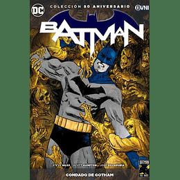 Colección 80 Aniversario Vol.11 - Batman: Condado de Gotham