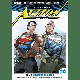 Superman Action Comics Vol.03: Hombres de Acero