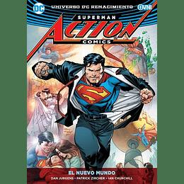 Superman Action Comics Vol.04: El Nuevo Mundo