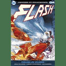 Flash Vol.03: Vuelven los Villanos