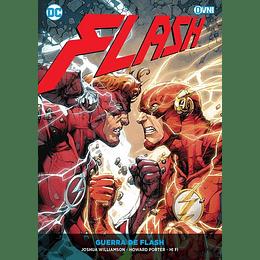 Flash Vol.07: La Guerra de Flash