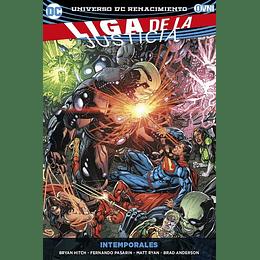 Liga de la Justicia Renacimiento Vol.03: Intemporales