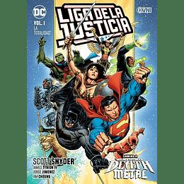 Liga de la Justicia Vol.01: La Totalidad