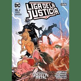 Liga de la Justicia Vol.02: Tierra Ahogada