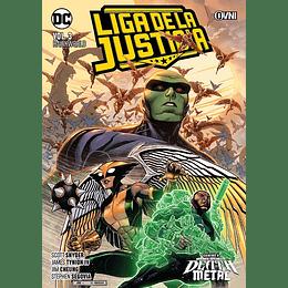 Liga de la Justicia Vol.03: Hawkworld