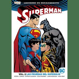 Superman Renacimiento Vol.2: Las Pruebas del Superhijo