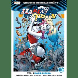 Harley Quinn Vol.1: Morir Riendo