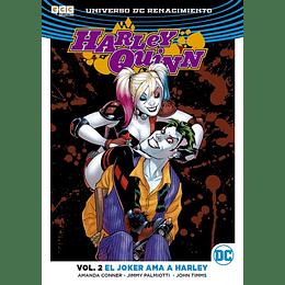 Harley Quinn Vol.2: El Joker Ama a Harley