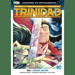Trinidad Vol.1: Mejor Juntor