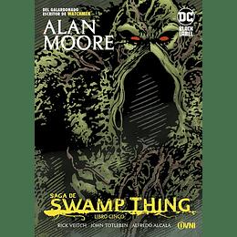 Saga de Swamp Thing Vol.5