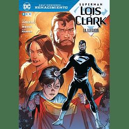 Superman Lois y Clark La Llegada