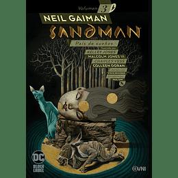 Sandman Vol 3: País de Sueños