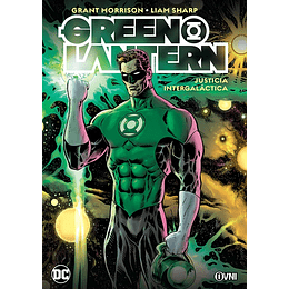 Green Lantern: Justicia Intergaláctica