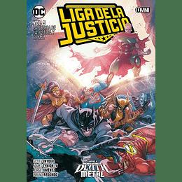 Liga de la Justicia Vol.05: La Guerra de la Justicia y el Mal
