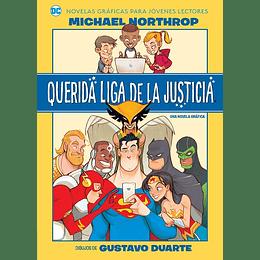 Jóvenes Lectores - Querida Liga De La Justicia