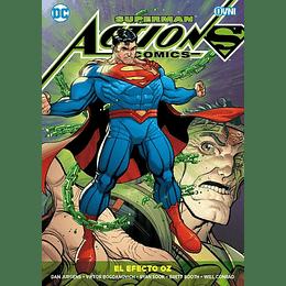 Superman Action Comics Vol.05: El Efecto Oz
