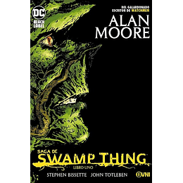 Saga de Swamp Thing Vol.1