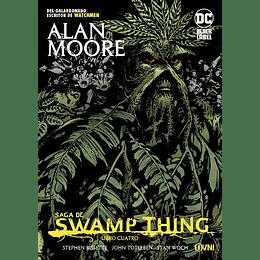Saga de Swamp Thing Vol.4