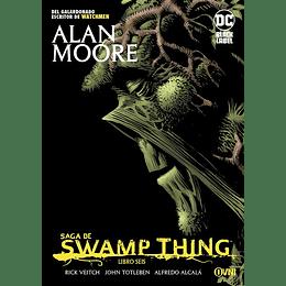 Saga de Swamp Thing Vol.6