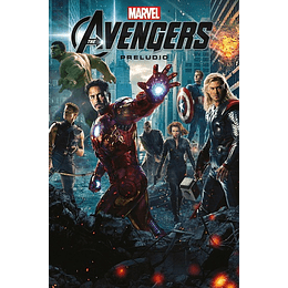 Marvel Cinematic Collection Vol.02: The Avengers: Preludio - Marvel Cinematic Collection