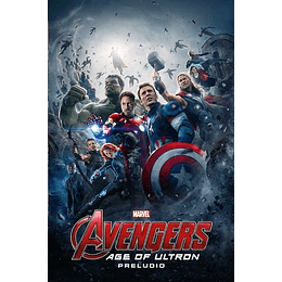 Marvel Cinematic Collection Vol.05: Avengers: Age of Ultron Preludio - Marvel Cinematic Collection