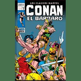 Conan el Bárbaro - Los Clásicos Marvel Tomo 2