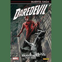 Daredevil N°7: Bajos Fondos - Marvel Saga