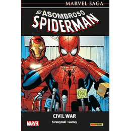 El Asombroso Spider-Man N°11 Civil War - Marvel Saga