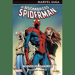 El Asombroso Spider-Man N°08: Nuevos Vengadores - Marvel Saga