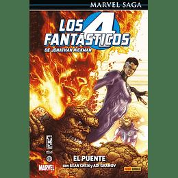 Los 4 fantásticos N°1: El Puente - Marvel Saga