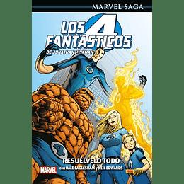 Los 4 fantásticos N°2: Resuélvelo Todo - Marvel Saga