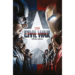 Marvel Cinematic Collection Vol.07: Capitán América Civil War: Preludio - Marvel Cinematic Collection