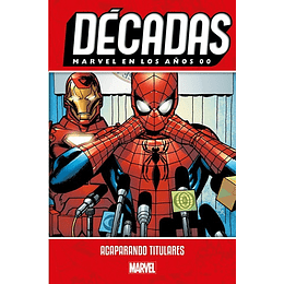 Décadas: Marvel en los años 00