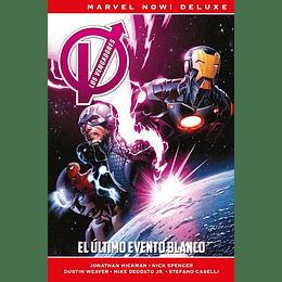 Los Vengadores de J. Hickman N°2: El último evento blanco - Marvel Deluxe