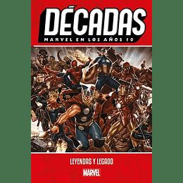 Décadas: Marvel en los años 10