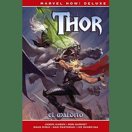 Thor de Jason Aaron N°2: El maldito - Marvel Deluxe