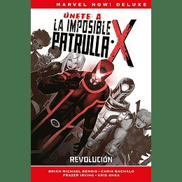 La Patrulla-X N°2: Revolución - Marvel Deluxe