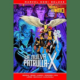 La Patrulla-X N°3: La Batalla del Átomo - Marvel Deluxe