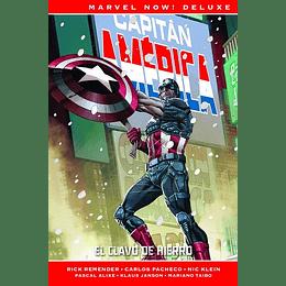 Capitán América de R. Remender N°2: El Clavo de Hierro - Marvel Deluxe