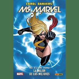 Carol Danvers: Ms Marvel - Colección 100%