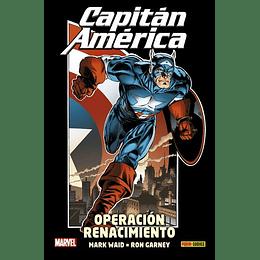 Capitán América: Operación Renacimiento - Colección 100%