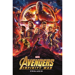 Marvel Cinematic Collection Vol.10: Avengers: Infinity War: Preludio - Marvel Cinematic Collection