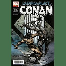 La Espada Salvaje de Conan N°04