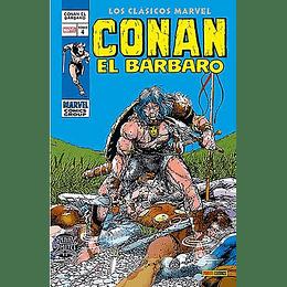 Conan el Bárbaro N°04