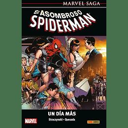 El Asombroso Spider-Man N°13: Un Día Más - Marvel Saga