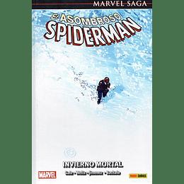 El Asombroso Spider-Man N°15: Invierno Mortal - Marvel Saga