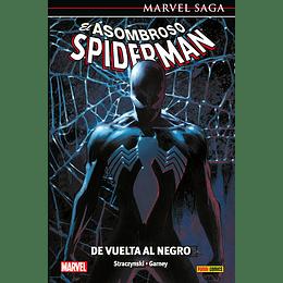 El Asombroso Spider-Man N°12: De Vuelta al Negro - Marvel Saga